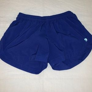 "Mountain HardWear Shorts (Women 3"" Athletic Short)"
